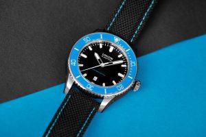 Hodinářství Koscom uvedlo ke svým 30. narozeninám privátní edici exkluzivních hodinek